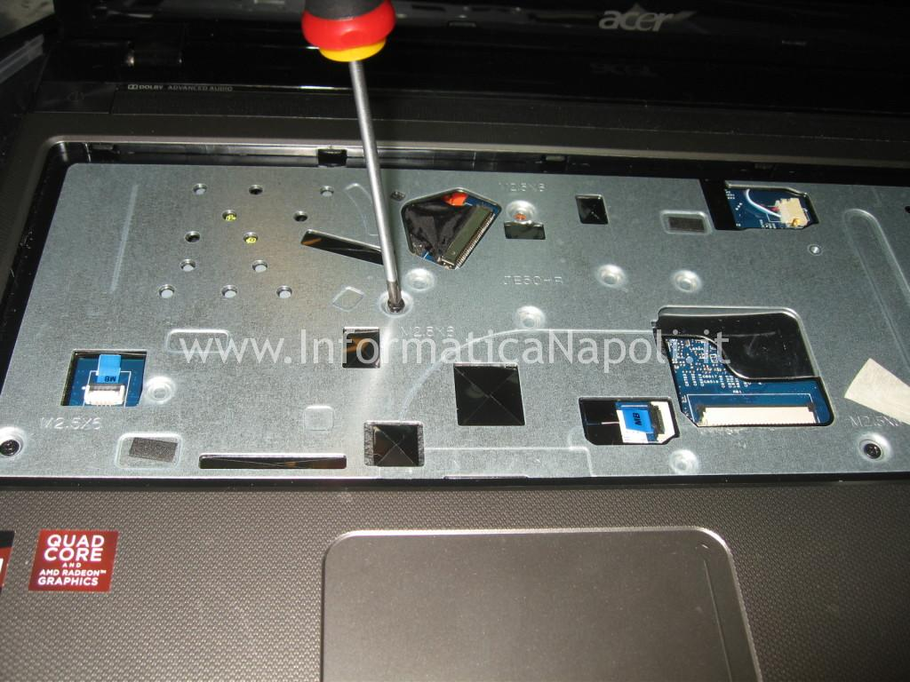 assistenza Acer aspire 5560