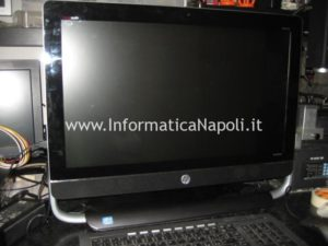 problema HP ENVY 23 TouchSmart AIO PC 23-d001el.