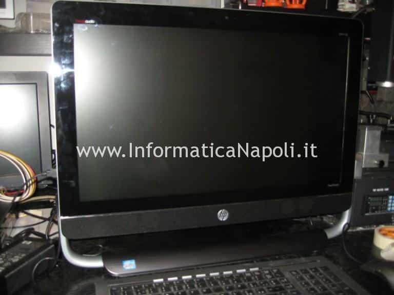 HP ENVY 23 TouchSmart non si accende