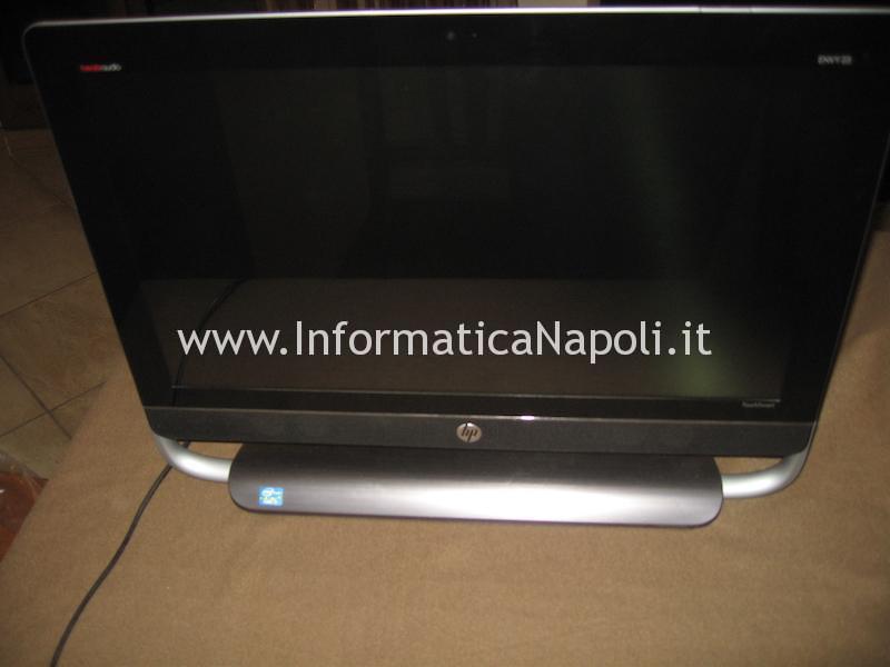 centro assistenza HP ENVY 23 TouchSmart