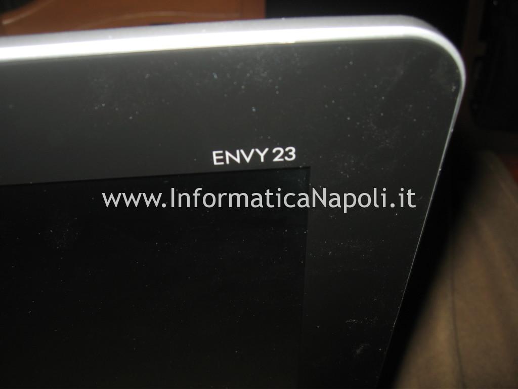 problemi video HP ENVY 23 TouchSmart