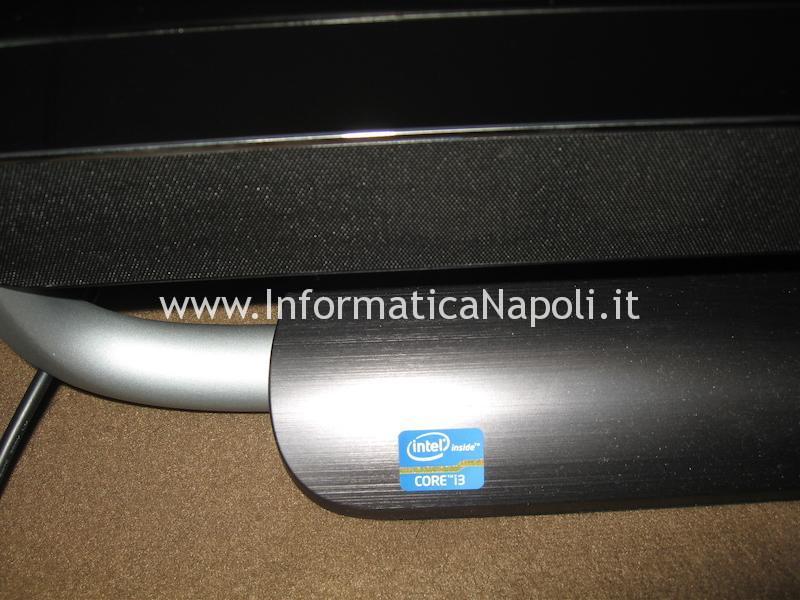 problemi scheda video HP ENVY 23 TouchSmart