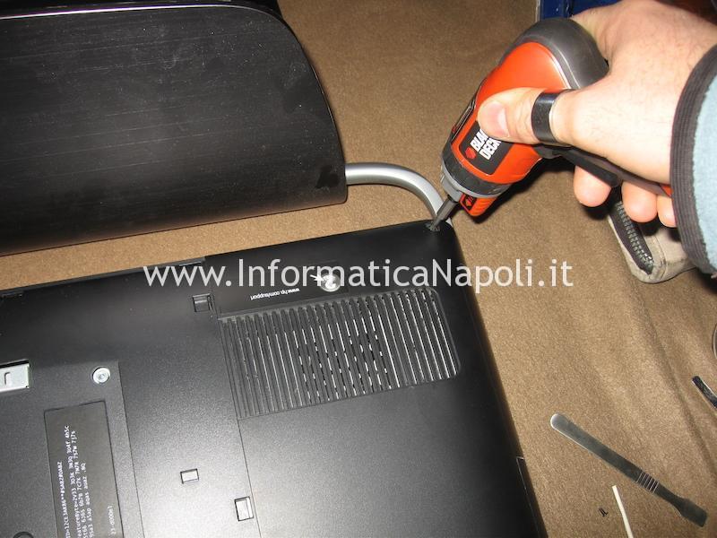 pulire HP ENVY 23 TouchSmart