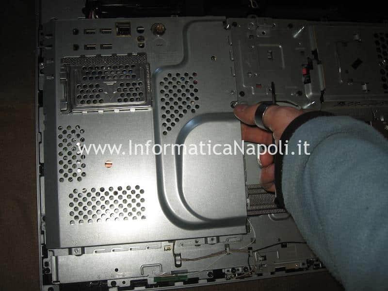 HP ENVY 23 TouchSmart non funziona