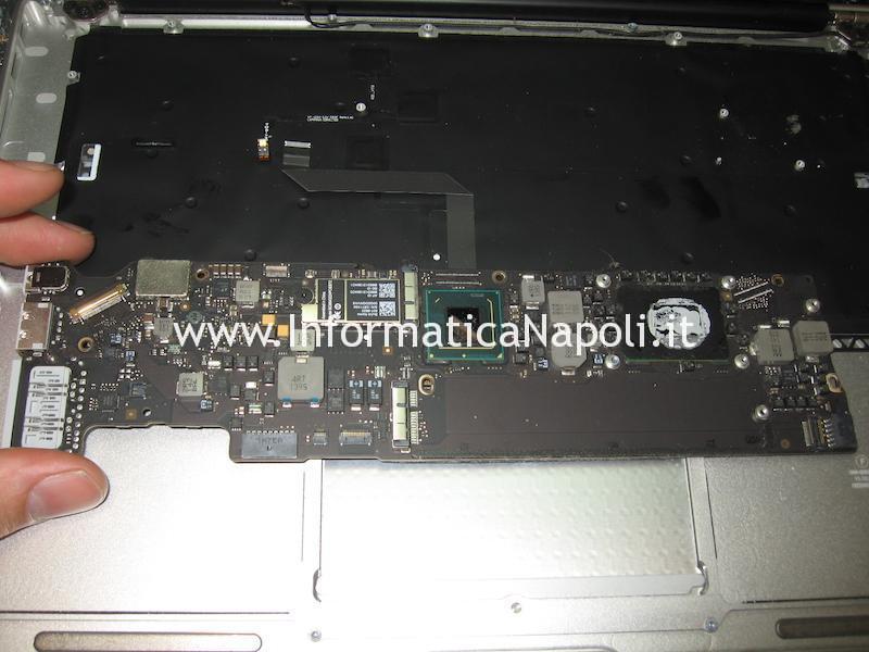 logic board Apple MacBook air 13 A1369