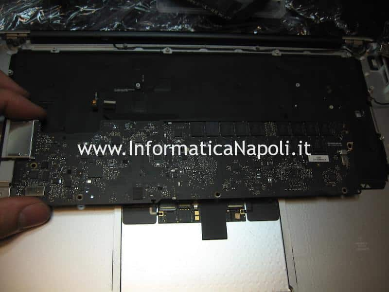 altro lato logic board Apple MacBook air 13 A1466