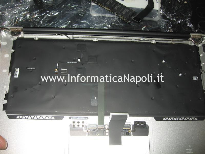 tastiera difettosa Apple MacBook air 13 A1466