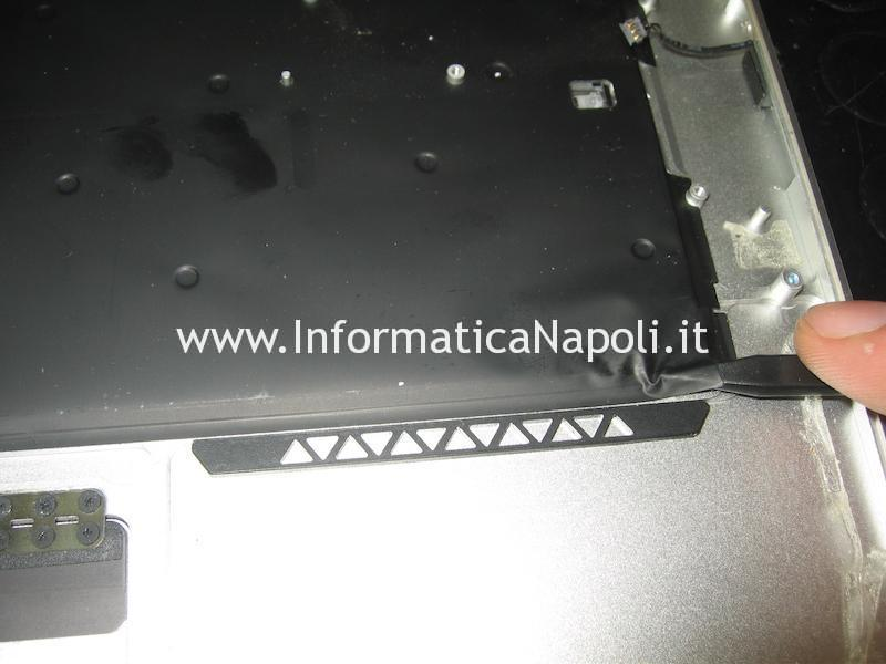 retroilluminazione tastiera Apple MacBook air 13 A1369