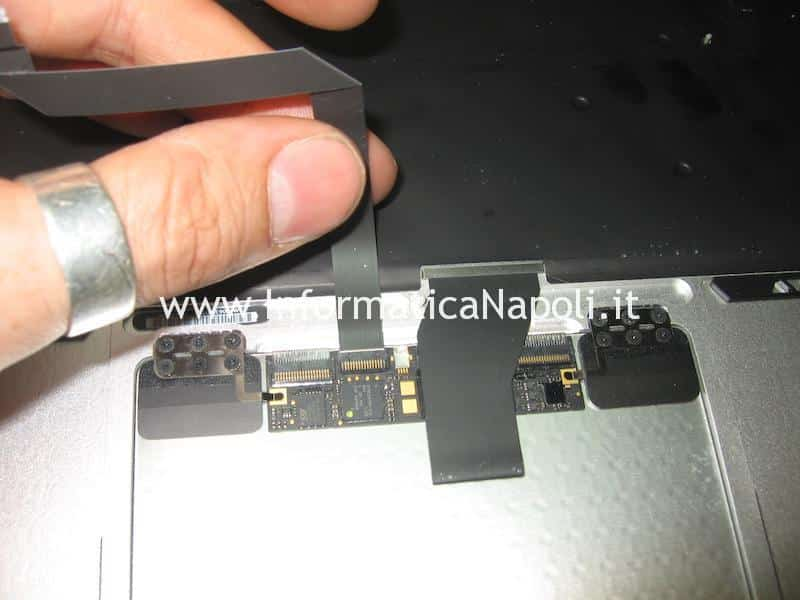 flat tastiera touch pad Apple MacBook air 13 A1466