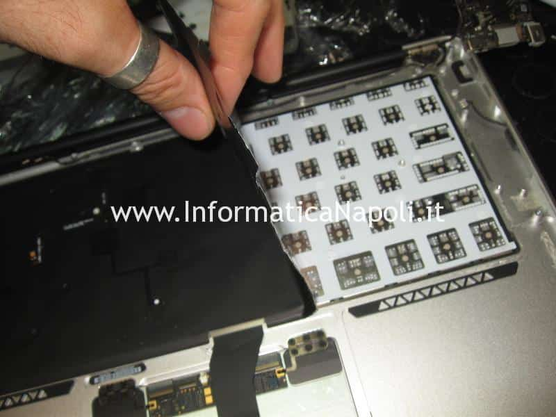 illuminazione tastiera Apple MacBook air 13 A1466