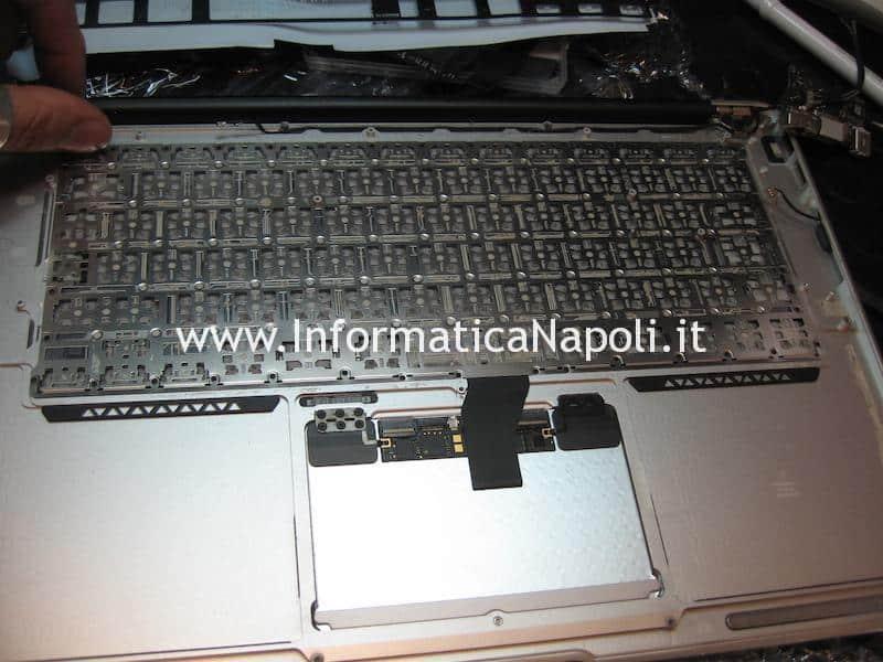 dove sostituire tastiera Apple MacBook air 13 A1466