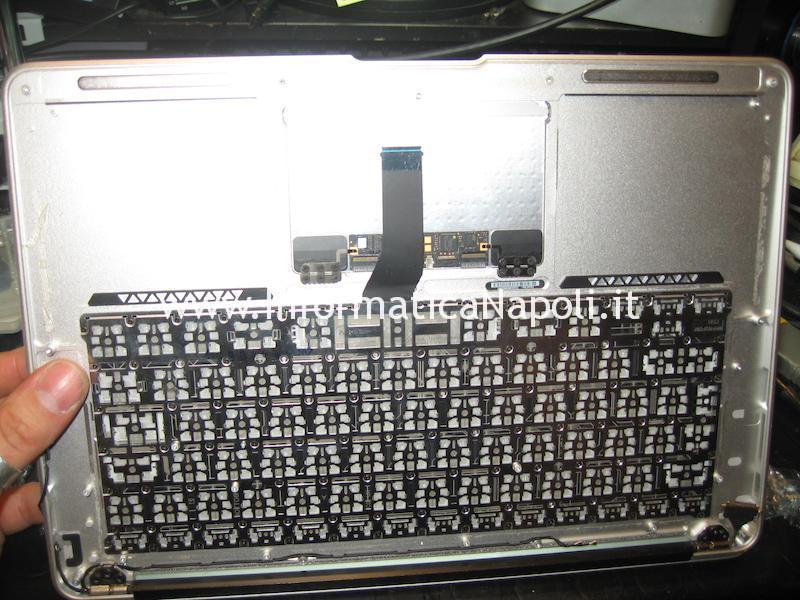 tastiera Apple MacBook air 13 A1369 funzionante montata