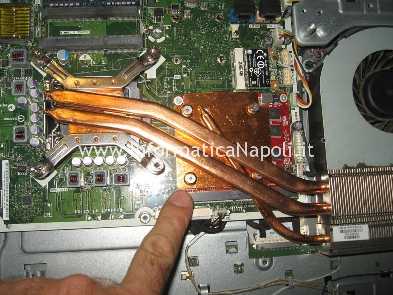 logic board HP ENVY 23 TouchSmart
