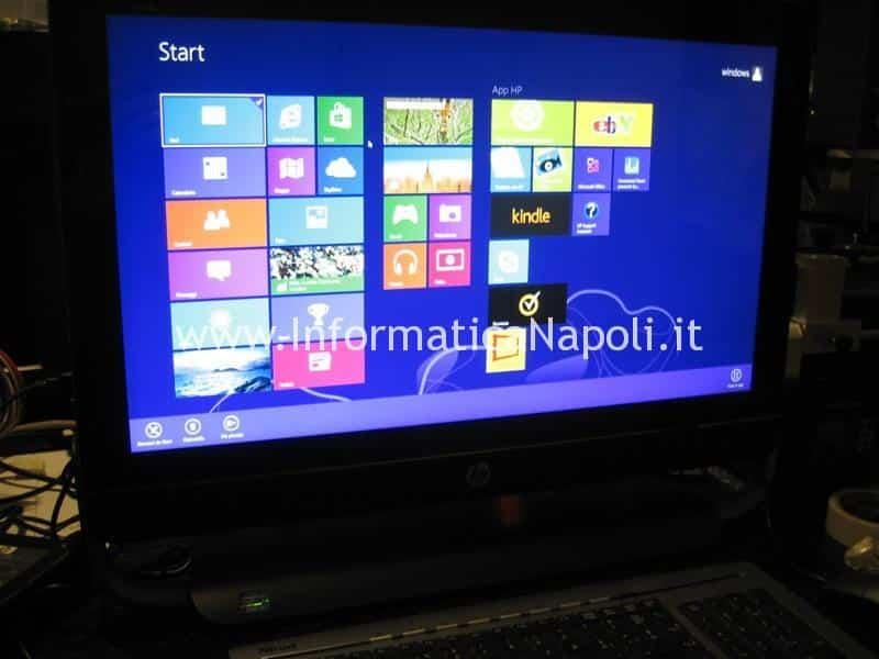 HP ENVY 23 TouchSmart AIO PC 23-d001el 23-d018d working