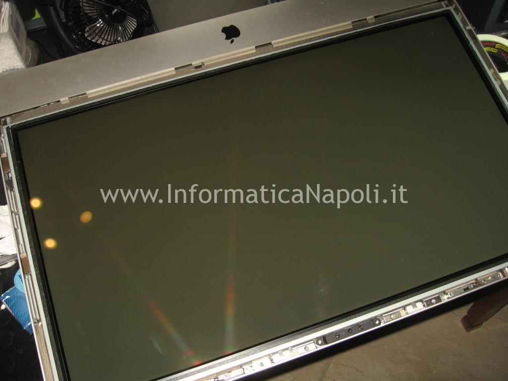 problema video lvds apple imac riparato funzionante