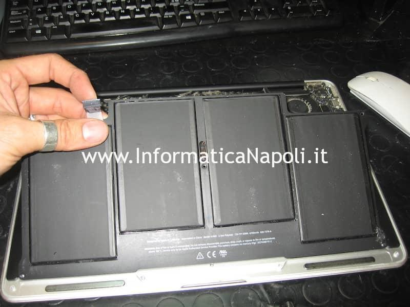 "Batteria per Apple MacBook Air 13"" A1369 A1466 (2010-2013) A1405 A1377 A1496"