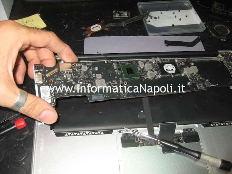 logic board Apple MacBook Air 13 A1369 EMC 2469 mid 2011
