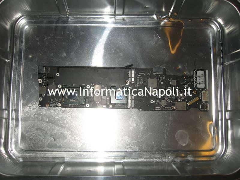 surriscaldamento MacBook Air 13 A1369 EMC 2469 mid 2011