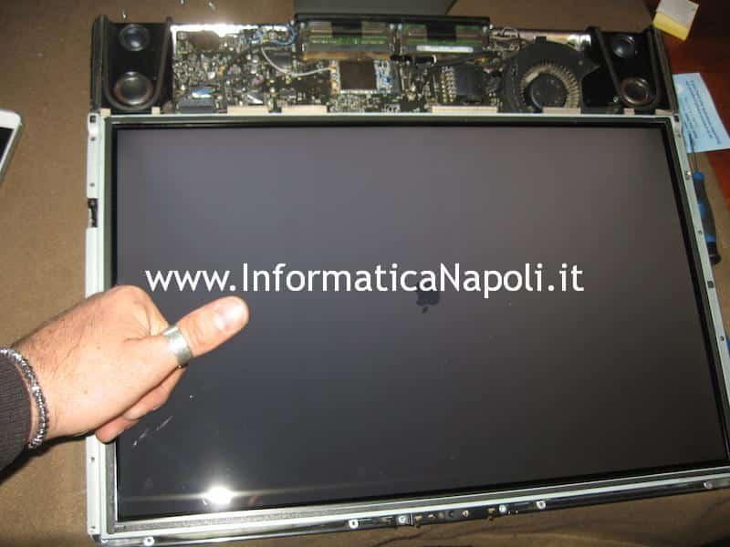 Problema bios EFI corrotto beep all'avvio iMac 20 A1224