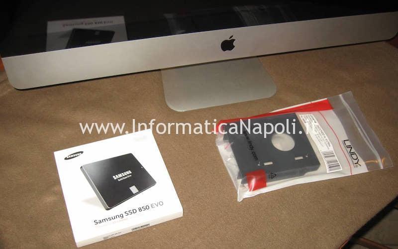 Upgrade SSD Imac 27