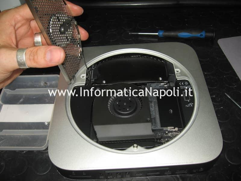 problema chime loop suono avvio Apple Mac Mini Late 2012 A1347 Mobile Intel HM77 Express Chipset BD82HM77