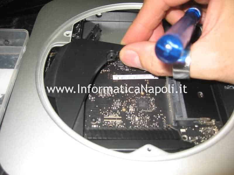 speaker convogliatore aria Apple Mac Mini Mac A1347