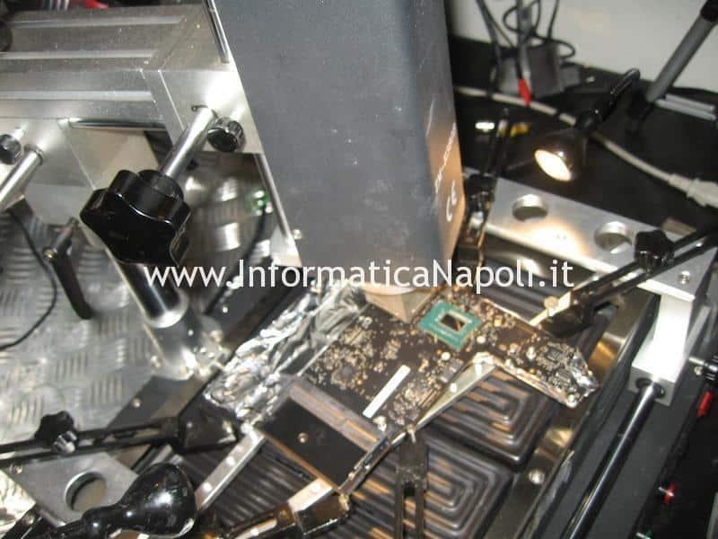 Costi intervento riparazione scheda video MacBook pro
