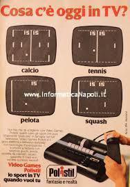 videogiochi anni 70