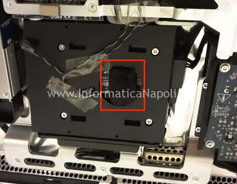 termocoppia sensore SSD