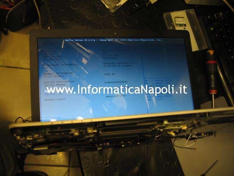 ASUS A55V K55VD A55VD riparato ripristinato
