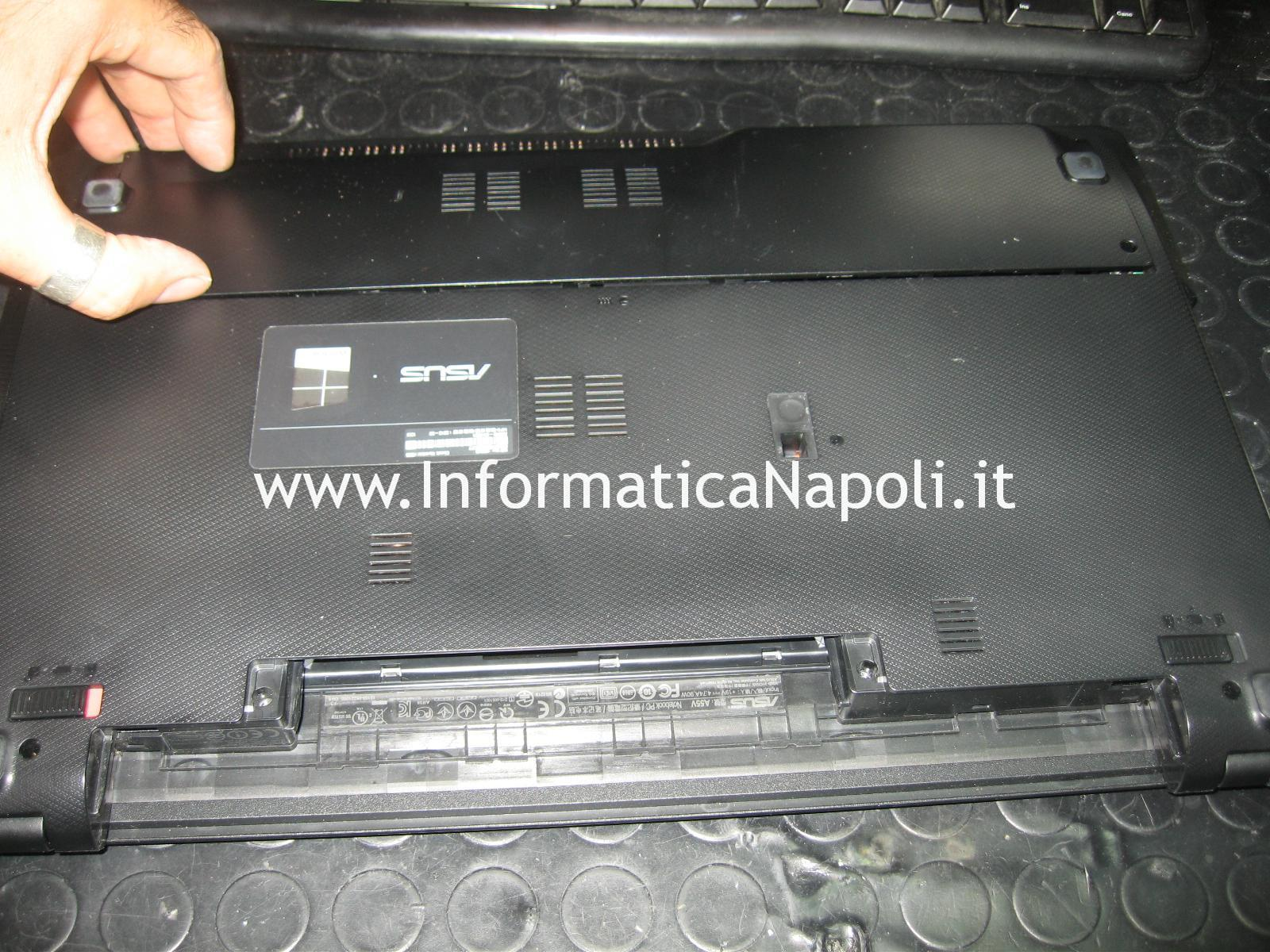recovery bios ASUS A55V K55VD A55VD SX400H