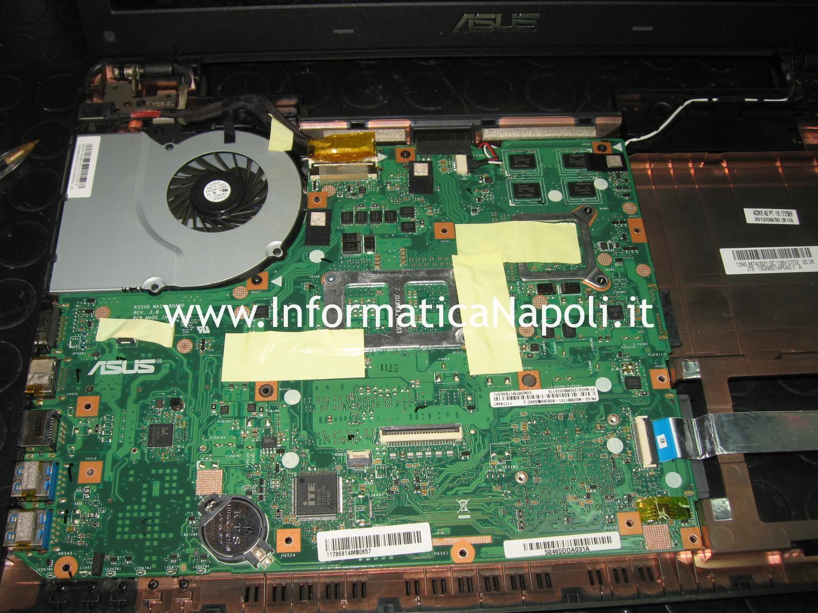 motherboard scheda madre ASUS A55V K55VD A55VD SX400H