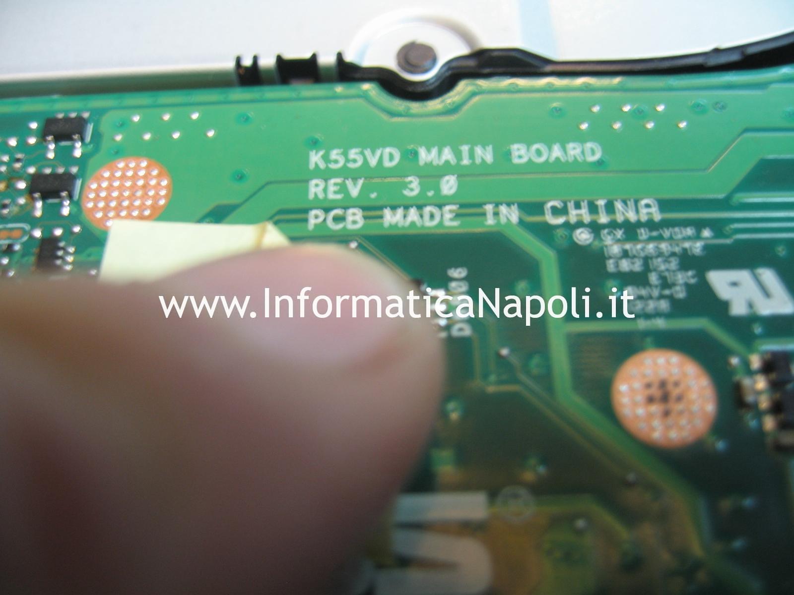 ASUS A55V K55VD 3.0 A55VD SX400H