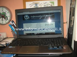 bios recovery assistenza Asus A55V K55VD A55VD
