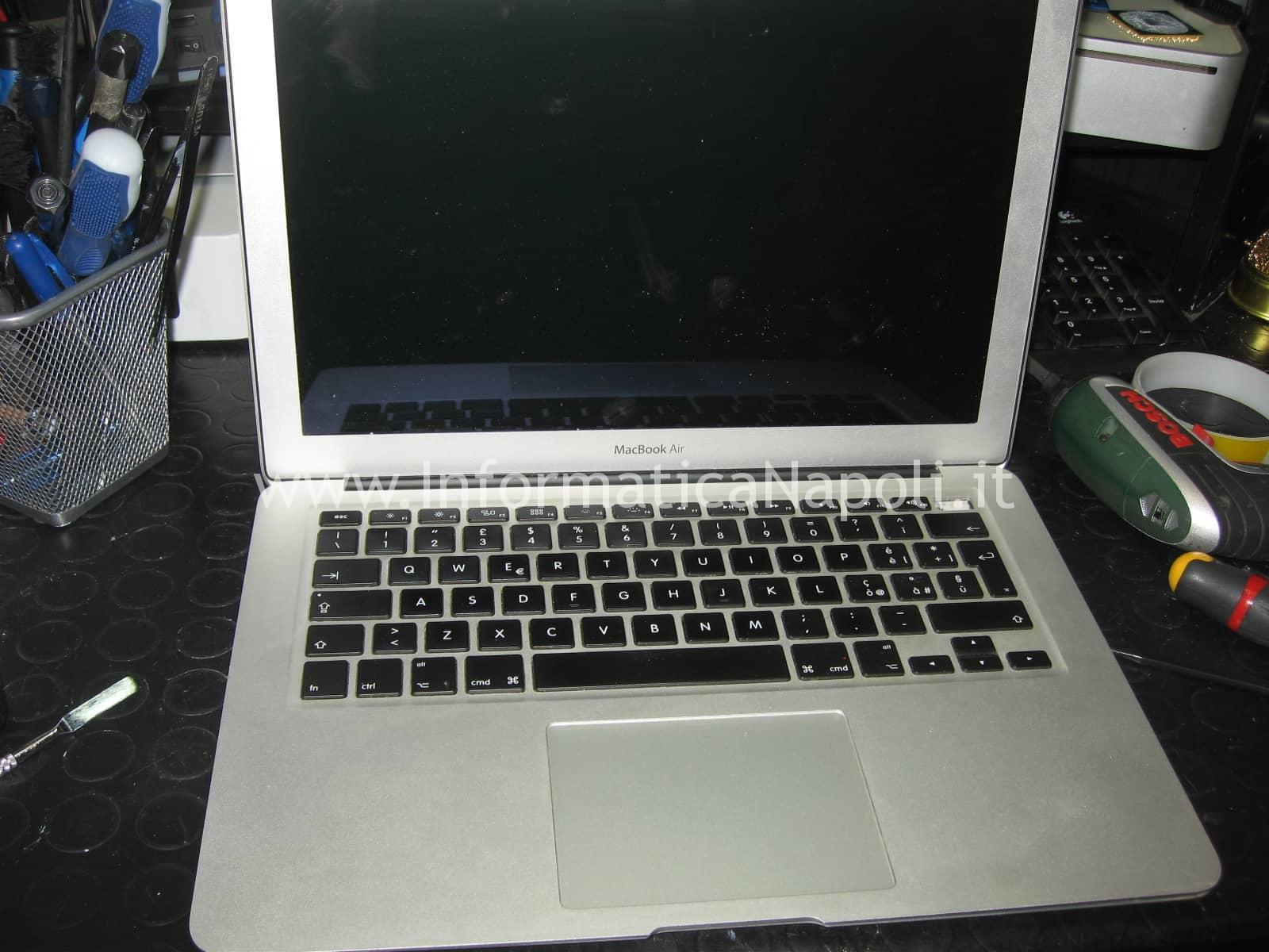 tastiera non funzionante A1466 EMC 2559
