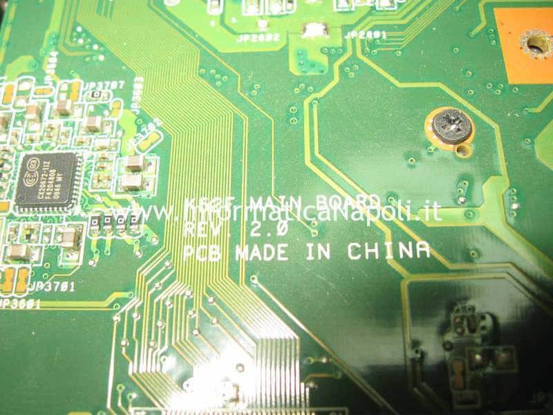 Motherboard scheda madre K52F REV 2.0