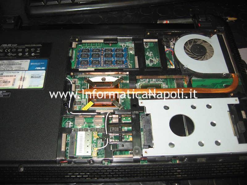 schera madre Asus K52F X52F-SX053V rev 2.0