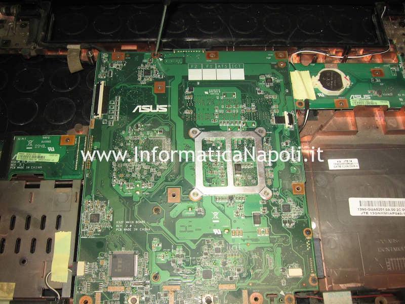 scheda madre Asus K52F X52F-SX053V
