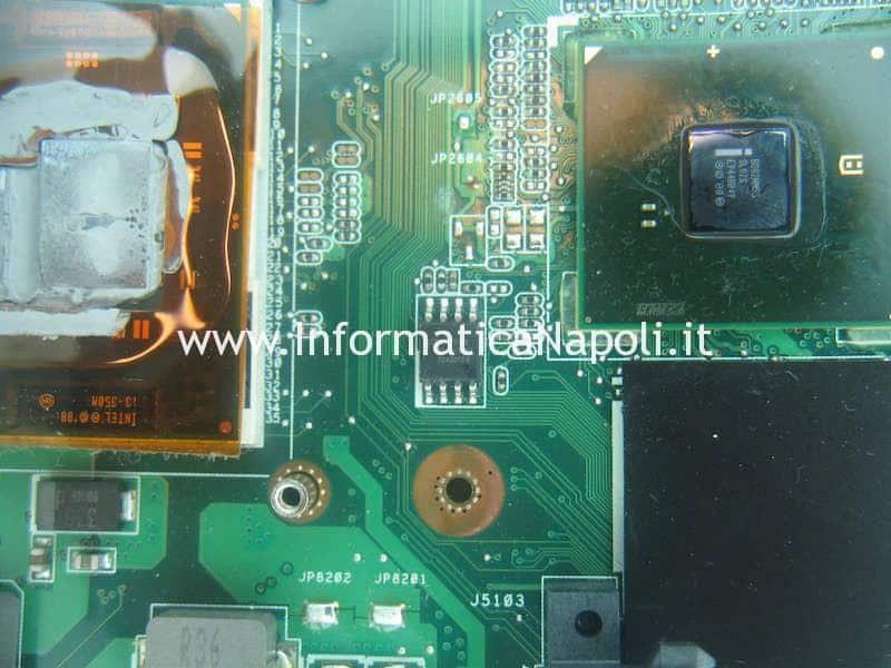 revovery bios SPI-Flash SST 25VF032B Asus A52F k52F A52F-SX072V