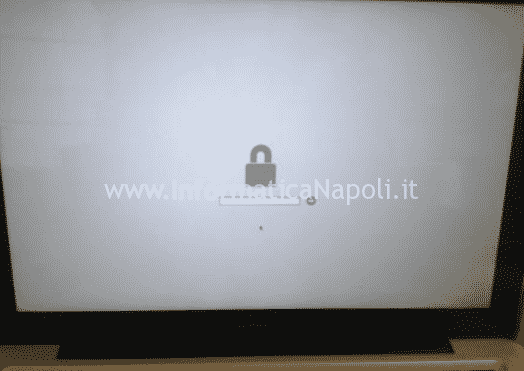 sblocco EFI password MacBook