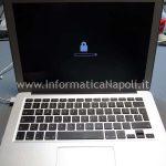 blocco password firmware macbook air pro efi