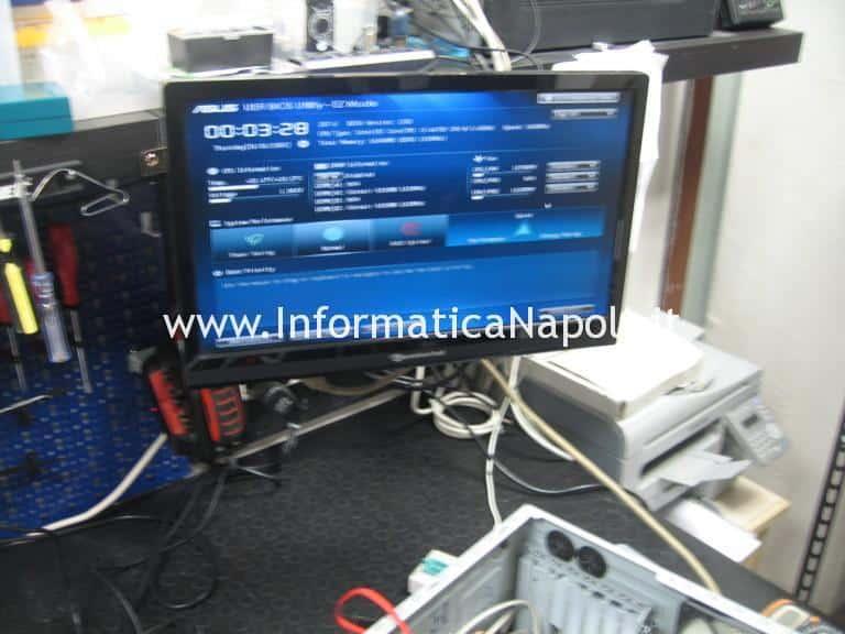 Flash UEFI bios MB Asus con file .CAP