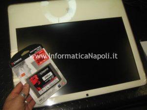 installazione SSD Apple iMac 20 EMC 2105