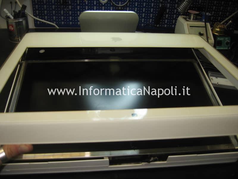 riparazione iMac 20 EMC 2105 vintage