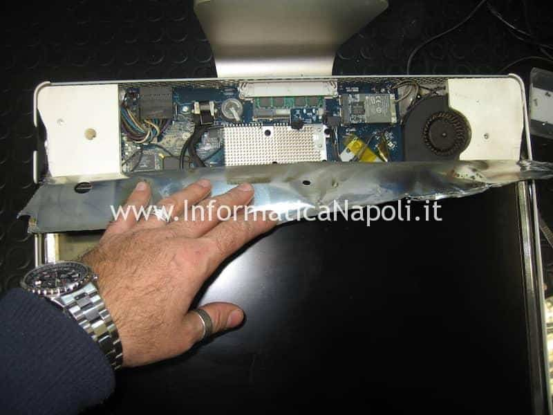 scbeda logica iMac 20 EMC 2105 vintage