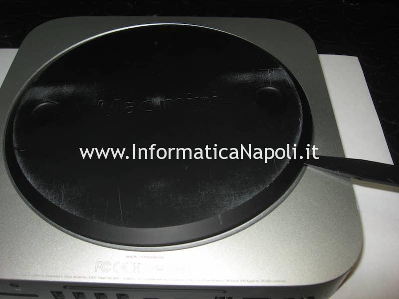 aprire Apple Mac Mini A1347