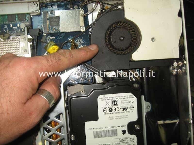 Ventola iMac 20 EMC 2105 vintage