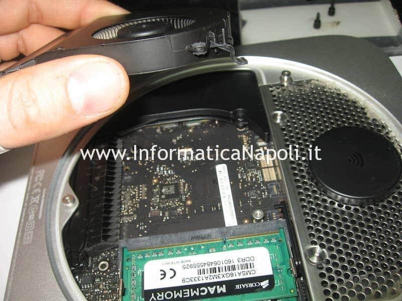aggiornamento Apple Mac Mini A1347