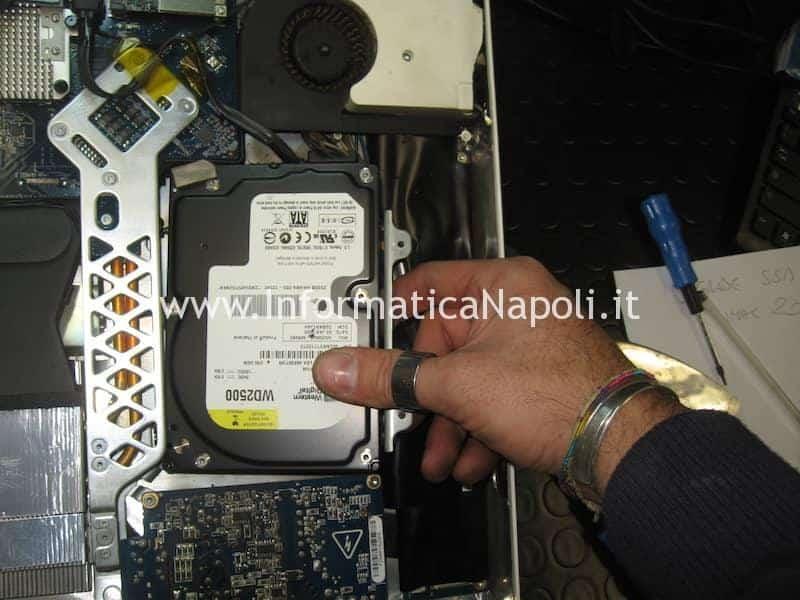 hard disk iMac 20 EMC 2105 vintage