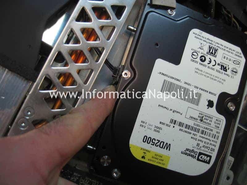 sensore hard disk iMac 20 EMC 2105 vintage